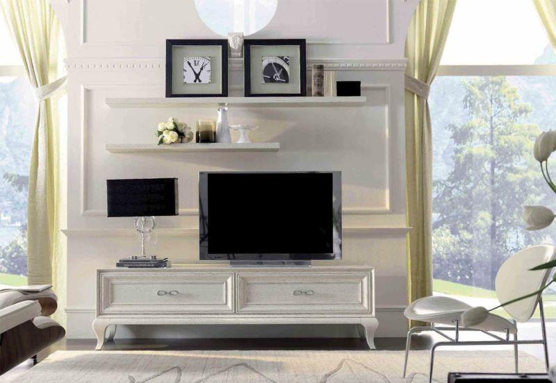 консоль под телевизор в современном