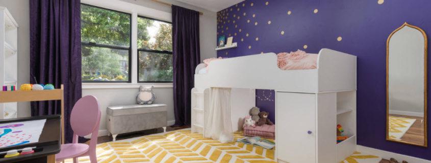 красивые комнаты для девочек 10 лет