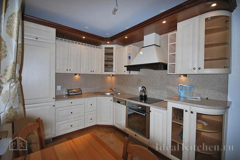 Угловые кухни (80 фото): красивые идеи дизайна интерьеров
