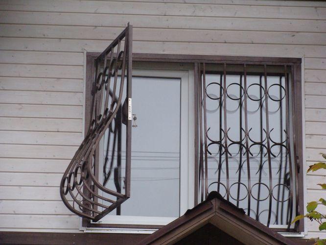 Прозрачные оконные решетки из поликарбоната — уют и безопасность в вашем доме!