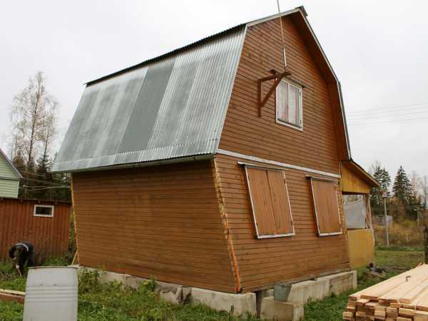 Как отремонтировать старый деревянный дом внутри