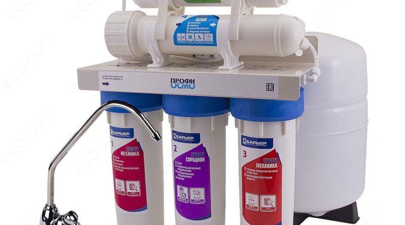 Фильтры предварительной грубой очистки для воды из скважин