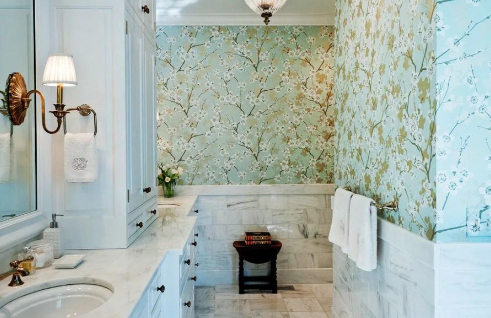 чем покрыть стены в ванной кроме плитки