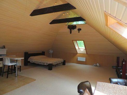 Проекты гаражей с мансардой: преимущества и особенности, примеры на фото
