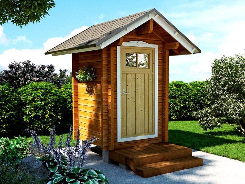 туалет для дома
