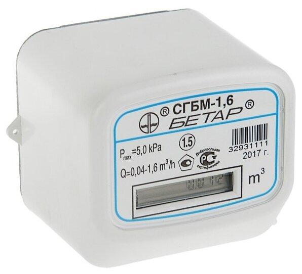 Бетар сгбм 1.6 — характеристики и замена батареи