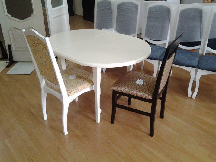 Круглый стол в интерьере — комфорт и стиль для вашей комнаты