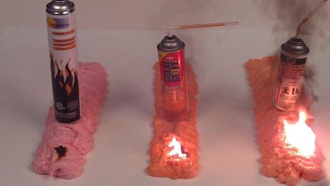 Монтажная огнестойкая пена: какую лучше выбрать?