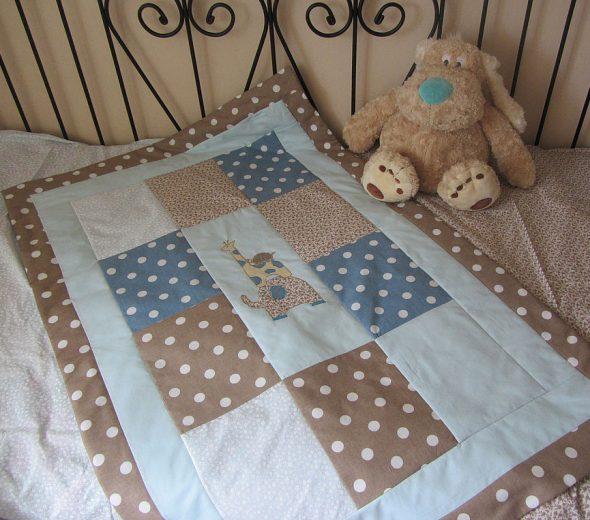 Изготовление лоскутных одеял для начинающих