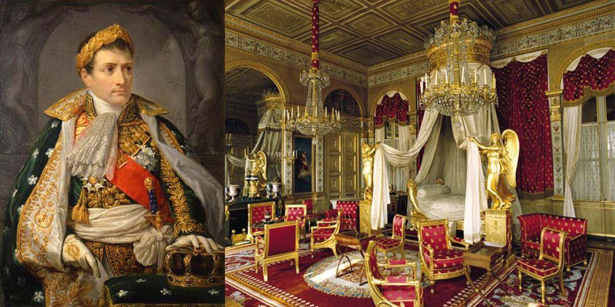 Стиль ампир в интерьере: примеры оформления, фото – rehouz