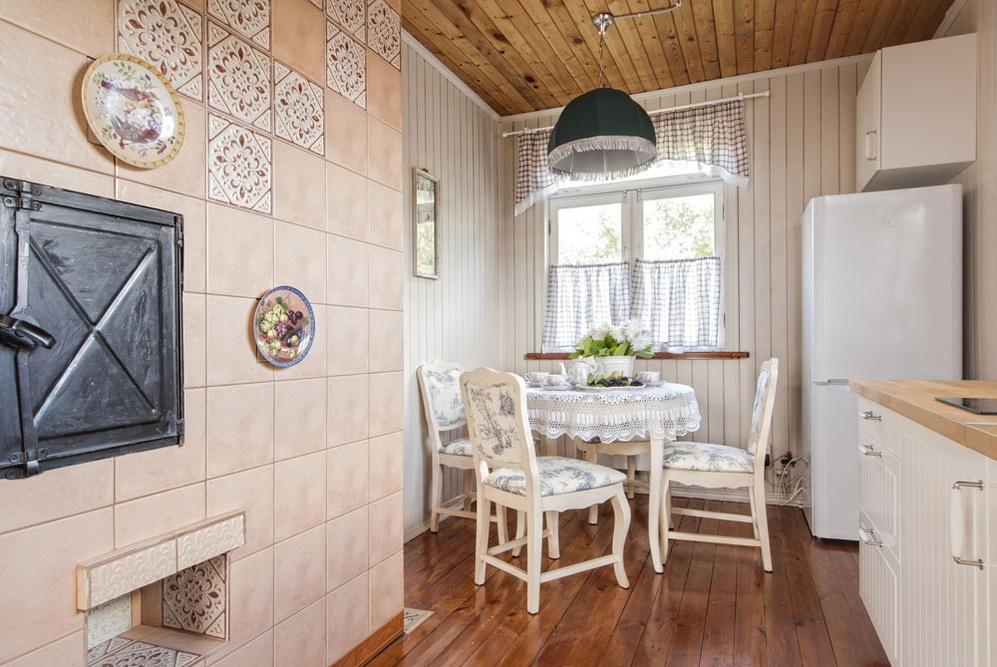 Кухня в стиле прованс: 100 фото дизайна интерьеров в квартире и в доме