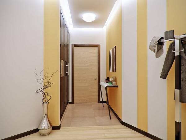 длинный коридор