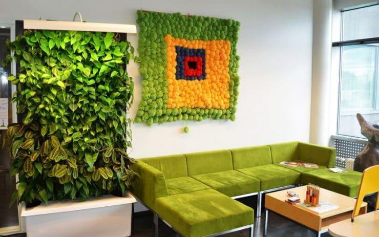 Зеленый цвет стен — модные тенденции и варианты применения зеленого цвета в дизайне интерьера (125 фото и видео)