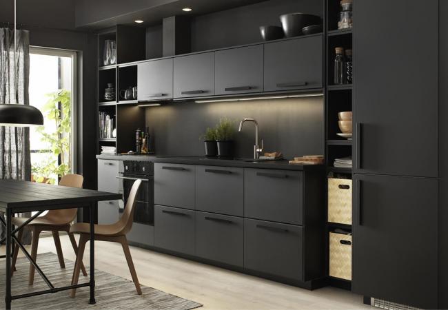 Угловая кухня: секреты дизайна и удачной планировки, фото