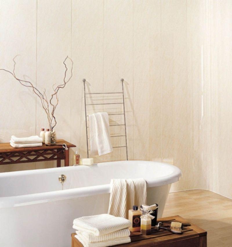 Панели для ванной комнаты под плитку (42 фото): плиты пвх для стен вместо кафеля, разновидности стеновых плиточных изделий