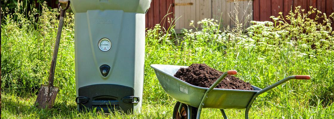 Приготовление и применение компоста для сада