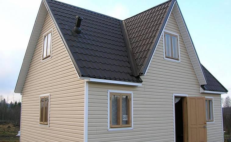 Сделаем реконструкцию старого деревянного дома: деревенского, дачного