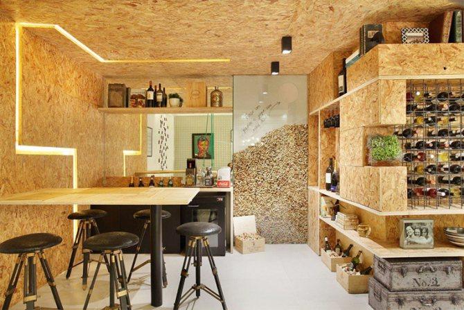 Отделка стен гаража осб плитами - особенности и тонкости