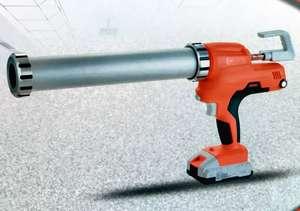 пистолет для напыляемого герметика