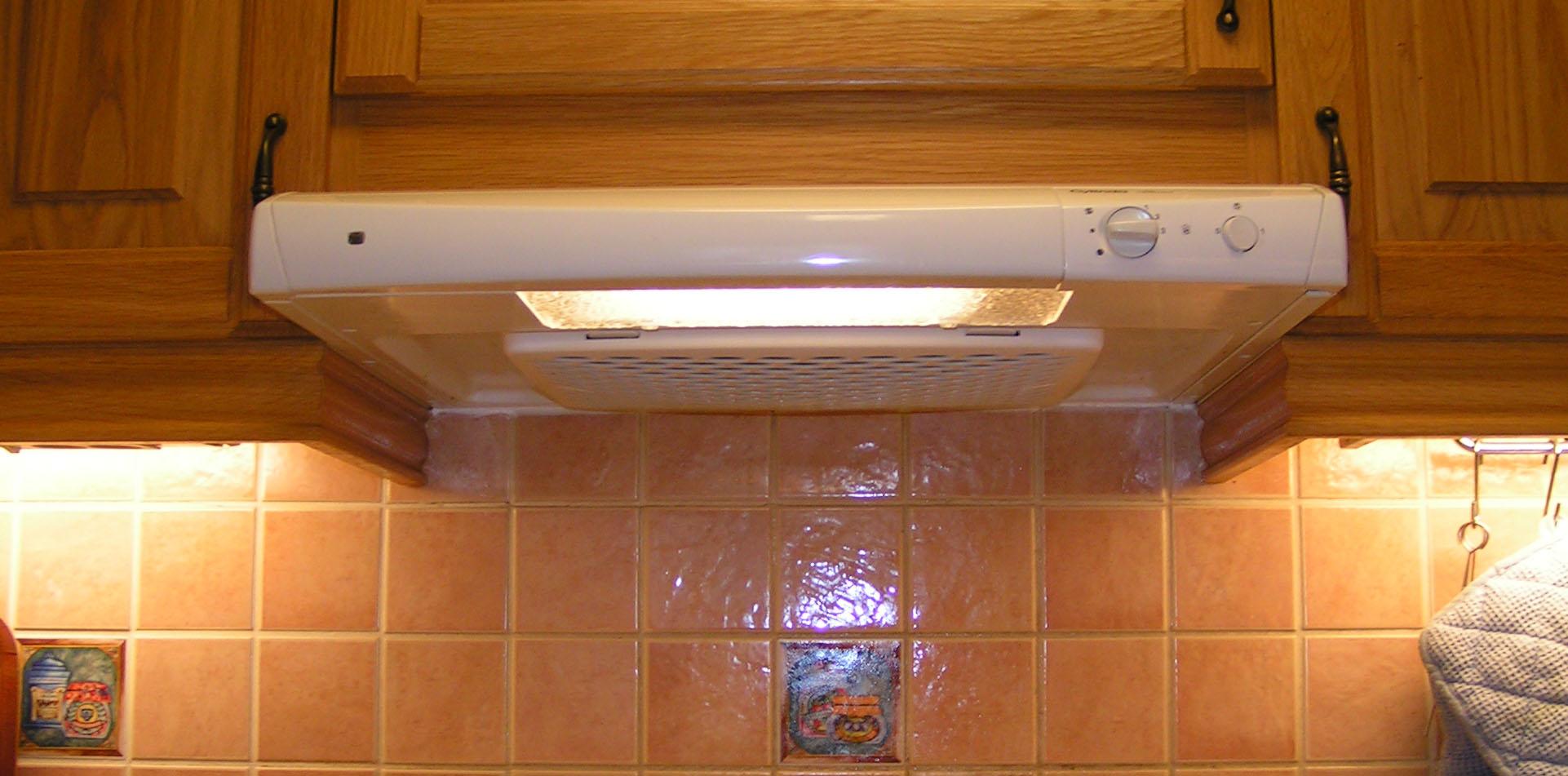 Вытяжка для кухни рециркуляционная без воздуховода