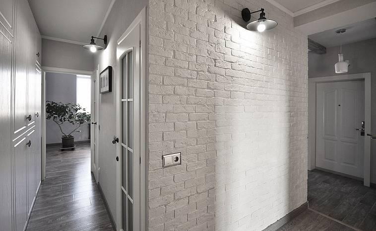 Молдинги на стенах в интерьере