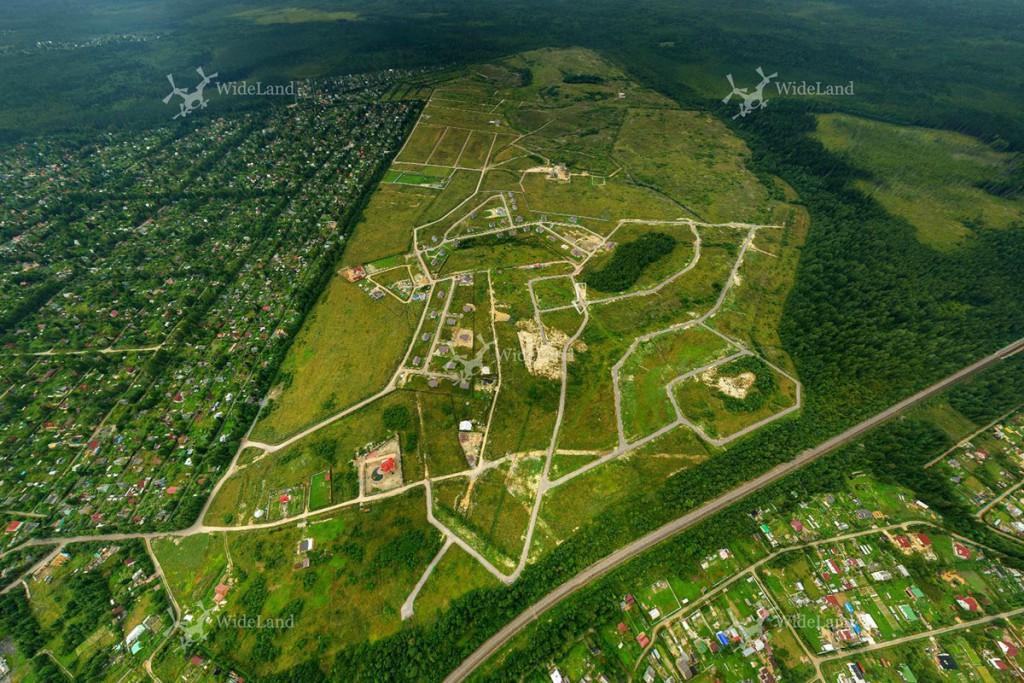 пять холмов коттеджный поселок
