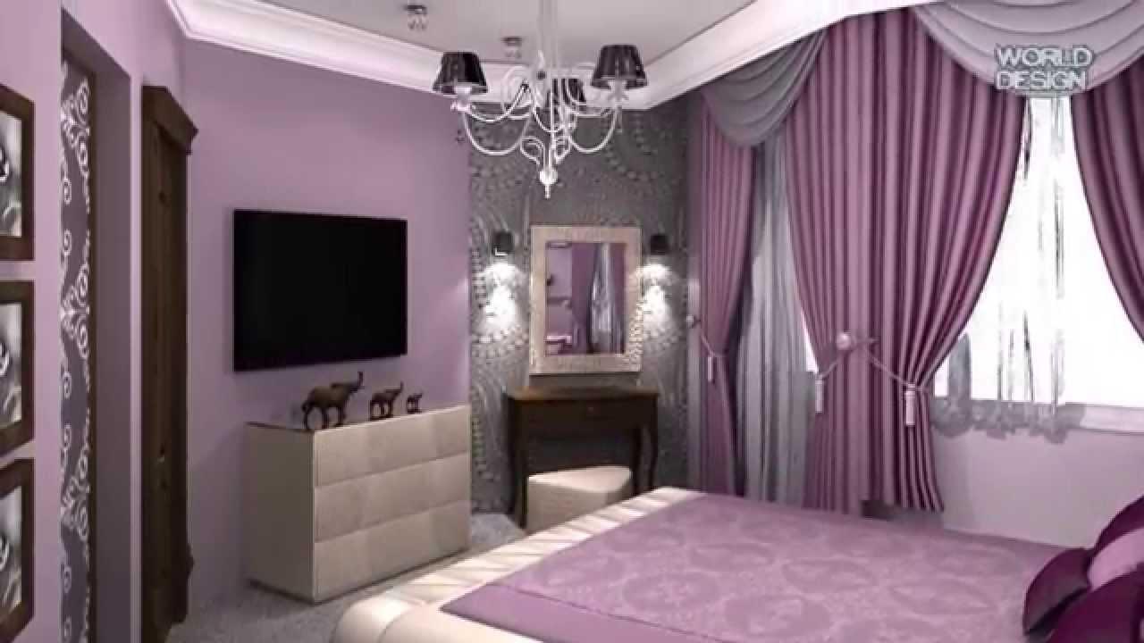 Фиолетовая мебель - 125 фото дизайнерских вариантов оформления