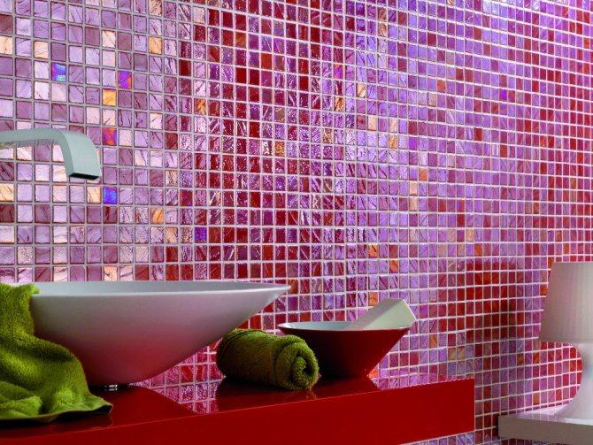 Укладка мозаичной плитки на сетке - только ремонт своими руками в квартире: фото, видео, инструкции