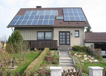 Автономное электроснабжение: принцип работы   дом мечты