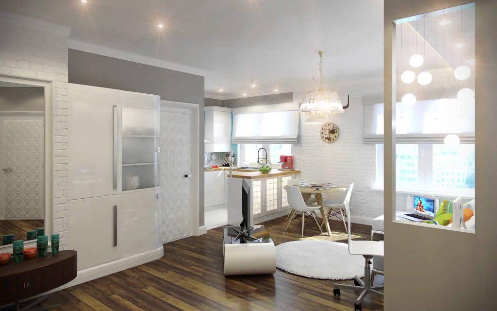 Особенности планировки 3-комнатной квартиры в панельном доме