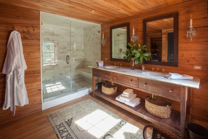 Керамическая плитка в каркасном доме - особенности укладки