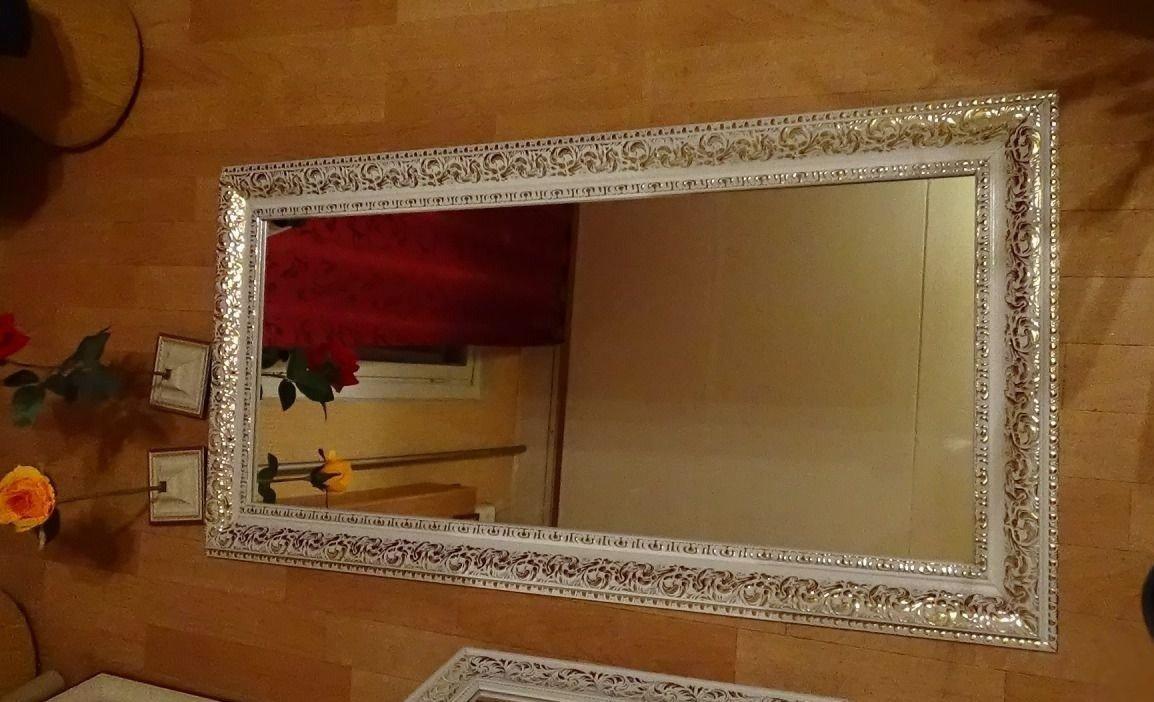 Зеркало в раме: грамотный подбор красивого оформления (130 фото)