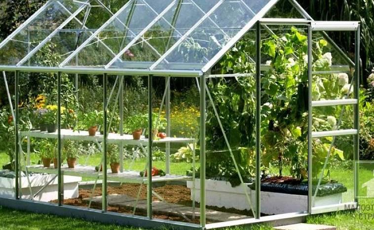 Теплицы из поликарбоната   топ-12 лучших моделей для выращивания овощей, ягод и цветов (фото & видео) +отзывы