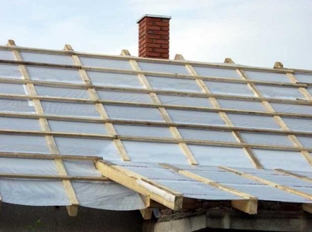 Пароизоляция для крыши: как выполнить своими руками, обзор материалов и отзывы