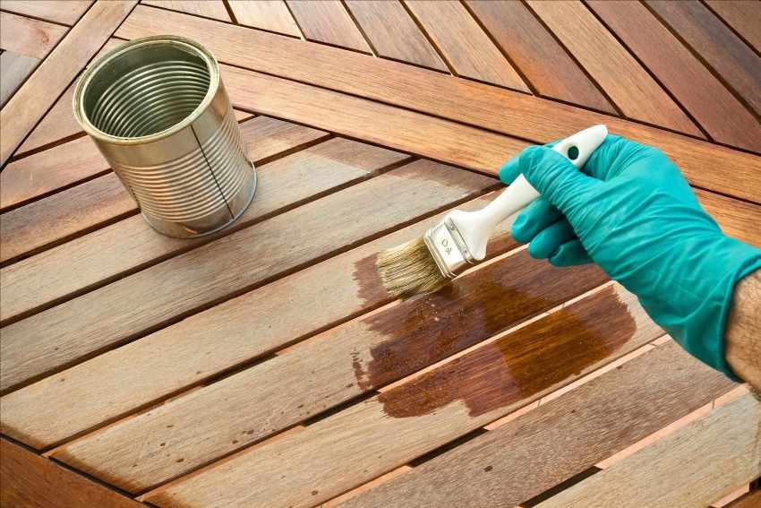 Как отбелить древесину, народные рецепты и промышленные препараты для  отбеливания - kraski-laki-gruntovka.ru