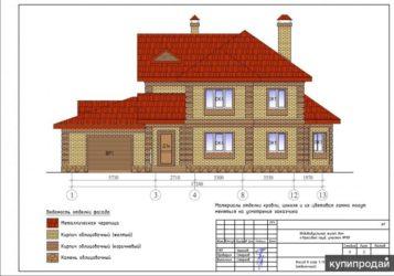 интересные проекты домов и коттеджей