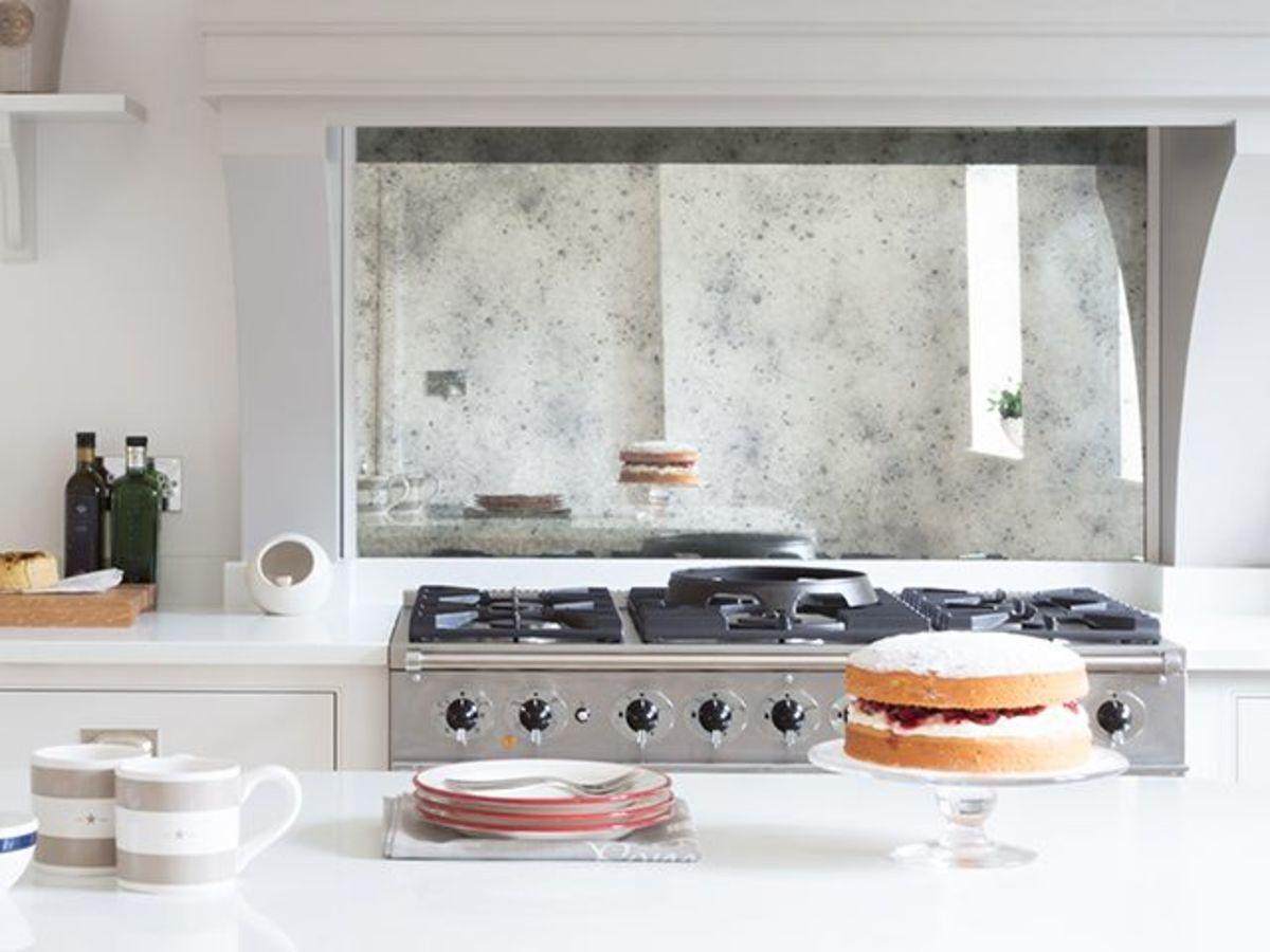 Фартук на кухне (95 фото) - виды и материалы, идеи дизайна, отделка и оформление