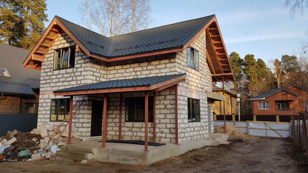 стройка домов