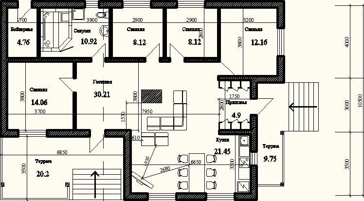 Проекты каркасных домов, плюсы и минусы технологии, виды каркасов, этапы монтажа