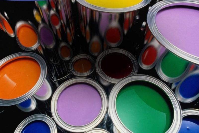 Краска для стен в квартире, как выбрать подходящее покрытие