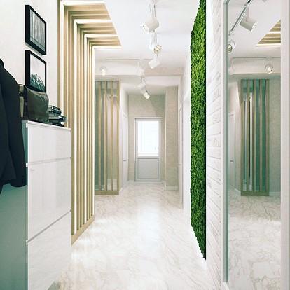 Как сделать стену из живых растений в квартире своими руками - все о строительстве и инструментах
