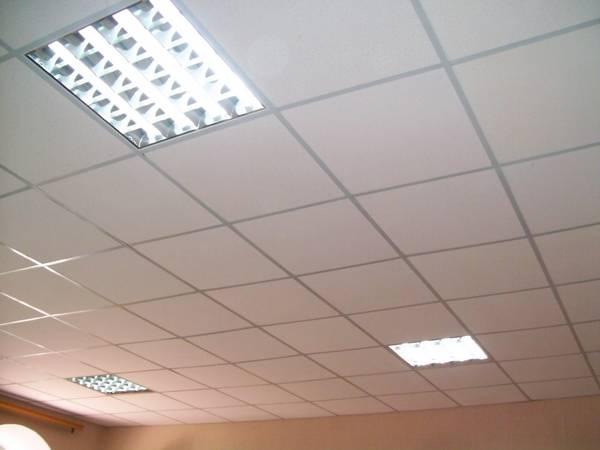 Потолок армстронг: преимущества, способы установки + 50 фото.