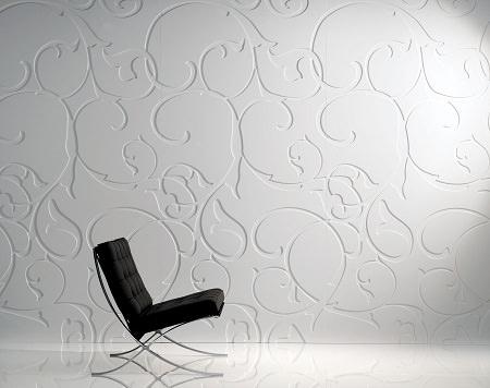 панели на стену вместо обоев