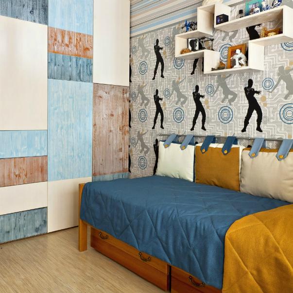 Красивый дизайн детской комнаты для мальчика (45 фото): свежие идеи для стильного интерьера