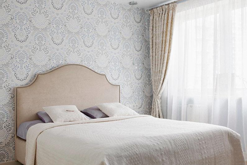 Дизайн спальни в белом цвете – выбор стильного и нежного интерьера