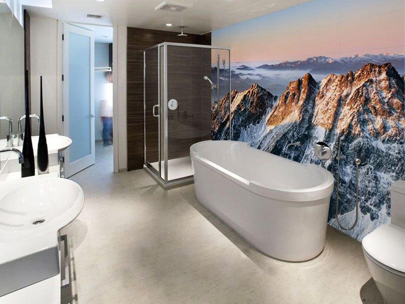 Подготовка стен под плитку в ванной простыми словами