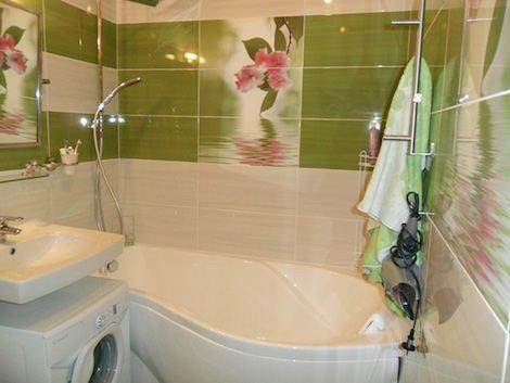 ванна в хрущевке фото дизайн