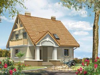 проекты домов 7 на 9 двухэтажный