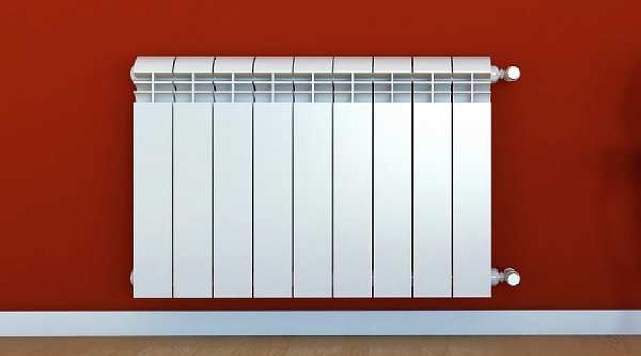 Габариты и размеры основных радиаторов отопления