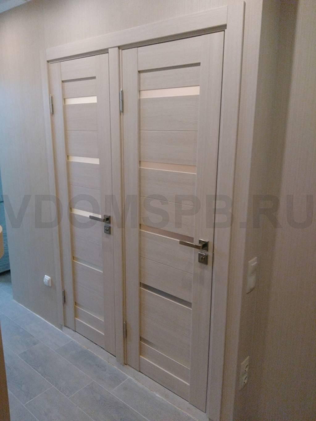 межкомнатные двери в ванную